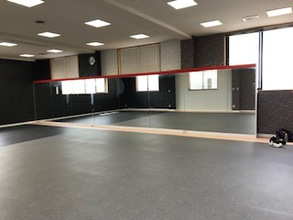 NEWダンススタジオオープン近づく in 松山城北和気